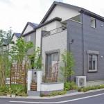 細田工務店が西東京市に17棟の分譲住宅、初めて古民家の古材を活用