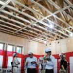 三井ホーム、木造耐火の教会建築中、非住宅分野に弾み