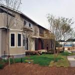 セキスイハイム、木質系ユニット住宅の生産効率改善継続中、組立精度高めて現場作業負担削減