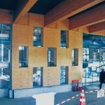 住友林業、「W350計画」中核拠点となる新研究棟を建設中