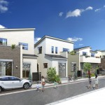 中央住宅が草加市氷川街で25棟の分譲住宅、ワーキングママの利便性高める