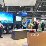 TOTOが米国CESへ4回目の出展、パブリックトイレにIoTで新たな価値創出=北米展開視野に