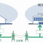 積水ハウス、「卒FIT」オーナーの余剰電力を11円で買い取り、事業用で使用