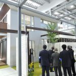 YKKAP、戸建住宅事業者の技術・施工支援で専門施設=黒部の荻生製造所に「パートナーズスタジオ」開設