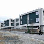 積水ハウスが受注した山形大学学生寮、設計施工管理一式で家賃抑える工夫も