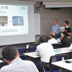 日本CFS建築協会=スチールハウスの普及進む中国の現状を聞く勉強会、政府主導でプレハブ化が急進