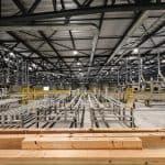 アイダ設計がプレカットの受注増加を受けて茨城工場を新設=月間加工能力は約1万坪