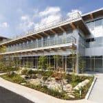 住友林業、超高層木造の実現近づく=新研究棟完成披露