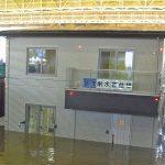 一条工務店と防災科研が「耐水害住宅」の公開実験、安価で普及しやすい技術開発へ=災害後に生活の質を高いレベルで守る