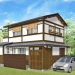 YKKAP、住宅性能リノベ「醍醐寺の家」=京町家再生で平安建材と協働
