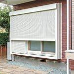 YKKAP、新築と既存の双方で窓シャッター〝耐風仕様〟強化=2階窓にも設置提案
