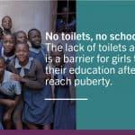 LIXILグループ、トイレ分野の社会貢献活動を内外で積極展開