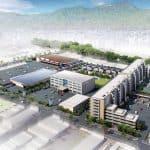 積水化学住宅C=札幌市内でまちづくり、積雪・災害に備える住まい提供