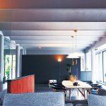 【トレンドナビ】旭化成ホームズ・ラウムフレックスモデル棟=大空間に映える新様式