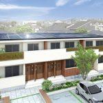 大東建託が日本初の「LCCM賃貸集合住宅」を開発、建設から解体におけるCO2排出量がマイナスに