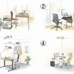 【トレンドナビ】日鉄興和不動産のワークホームデザインパック=オフィス家具で快適在宅ワークを