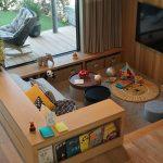 積水ハウス、関西夢工場に「共感」モデル、4家族のストーリーで