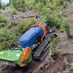 住友林業など3社、リモート下刈り機実証=軽労化で林業全体の活性化
