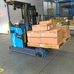 タカラスタンダード、物流センター作業を効率化=自動倉庫や無人リフト、福岡・滋賀で